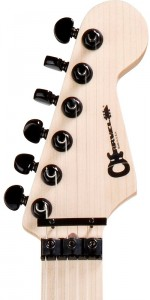 Charvel Socal: Headstock